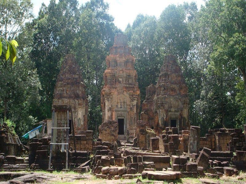 Photo of Roluos Countryside, cambodia