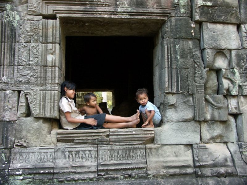 Photo of EXPERIENCE ANGKOR WAT, cambodia