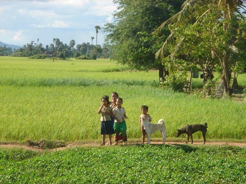 Photo of Takeo Getaway, cambodia