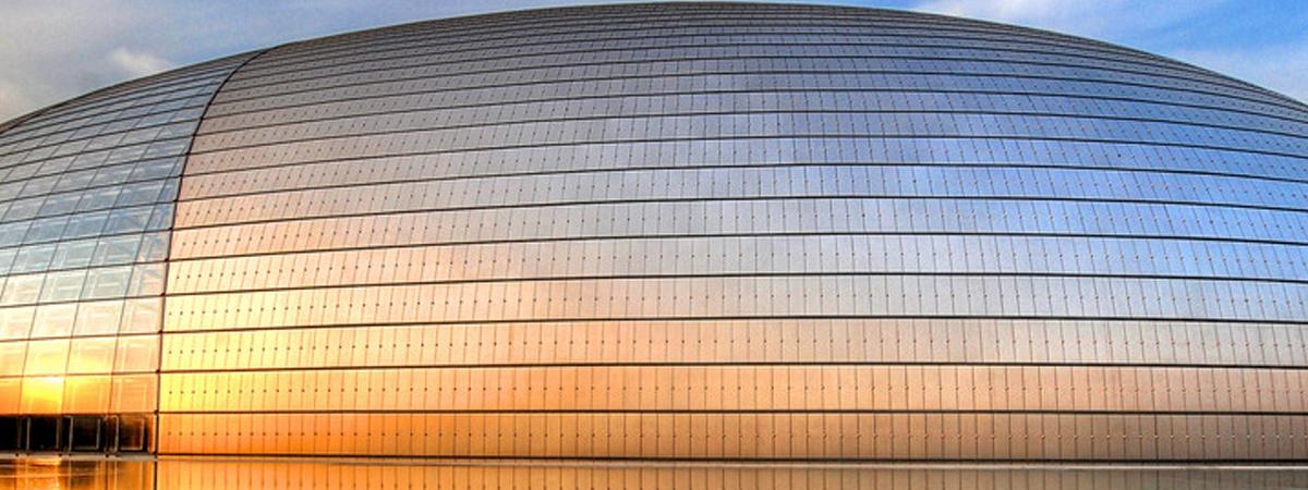 & Modern Architecture in Beijing