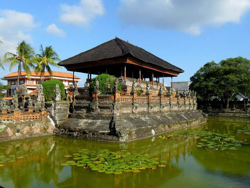 Photo of Besakih Temple and Sidemen Cycling, indonesia