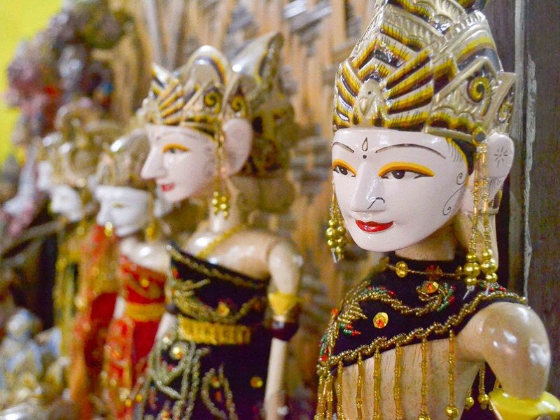 Photo of Crafts of Java, indonesia