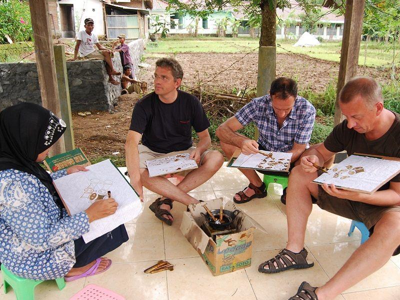 Photo of Jogja Batik Course, indonesia
