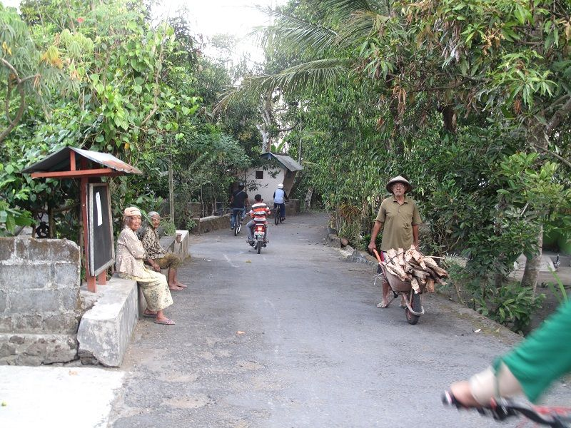 Photo of Leisurely Cycling from Kaliadem to Prambanan, indonesia