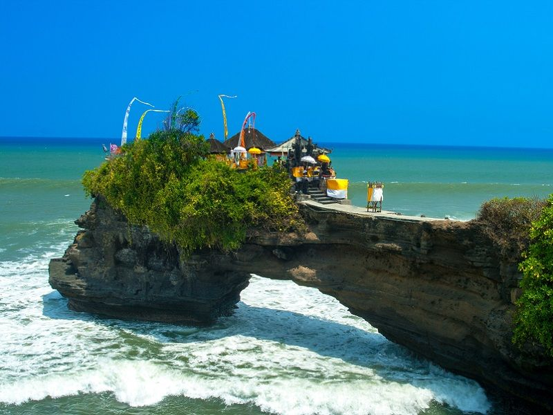 Photo of Tanah Lot and Royal Dinner, indonesia