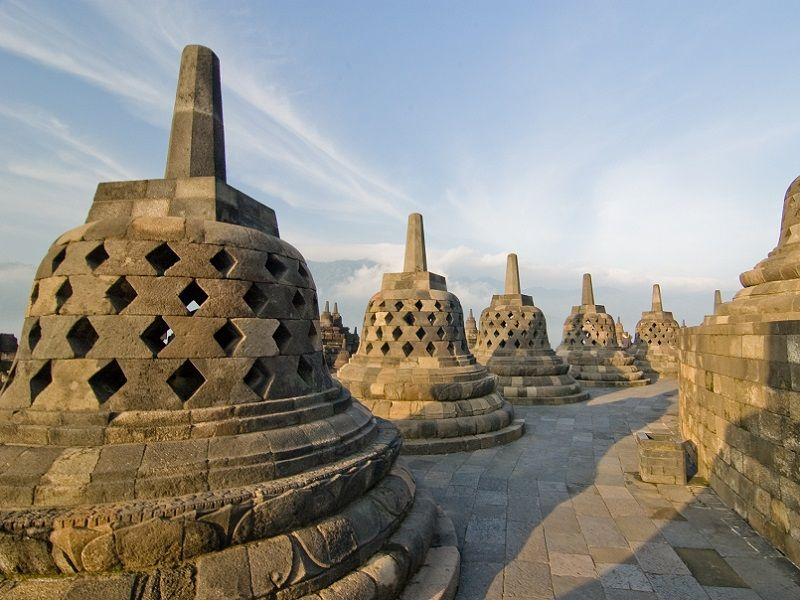 Photo of Temples, Volcano & Villages, indonesia