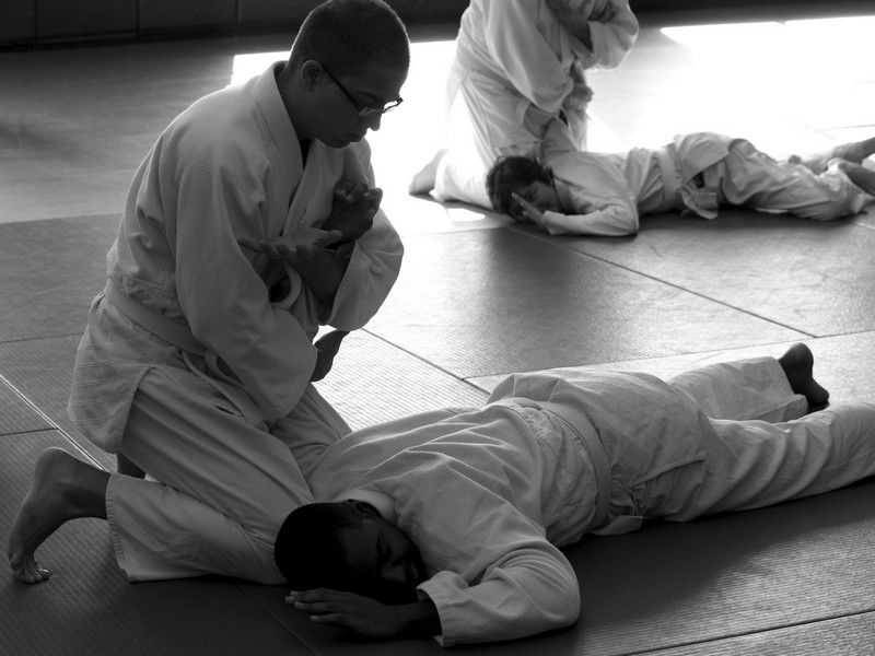 Photo of Experience Aikido in Tokyo, japan