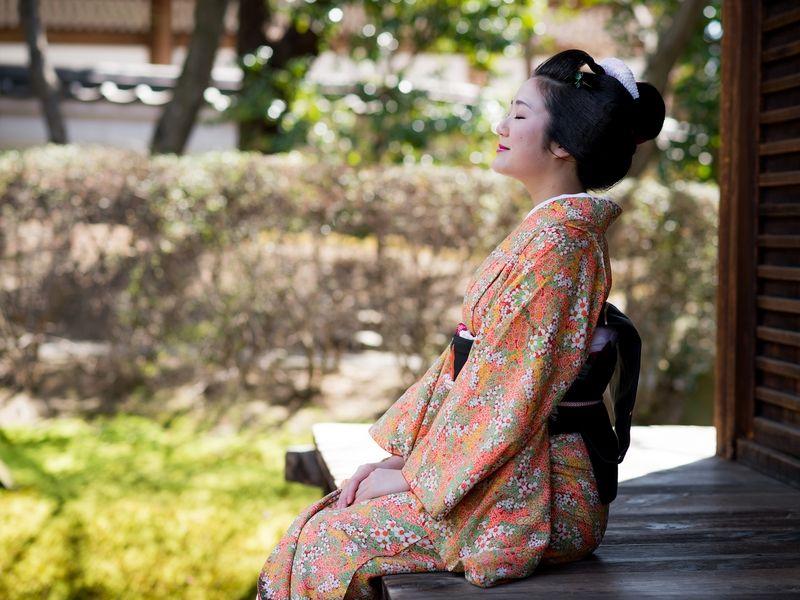 Photo of Photohsoot with a Geisha, japan