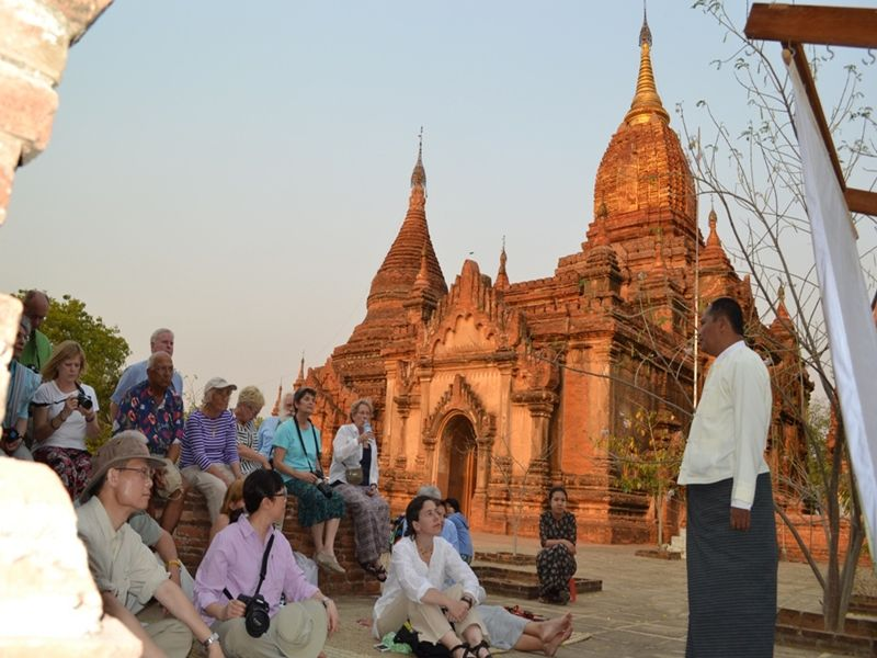 Photo of Archaeology Tour of Bagan, myanmar