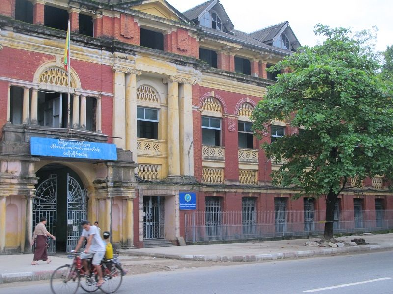 Photo of Architectural Walking Tour of Yangon, myanmar