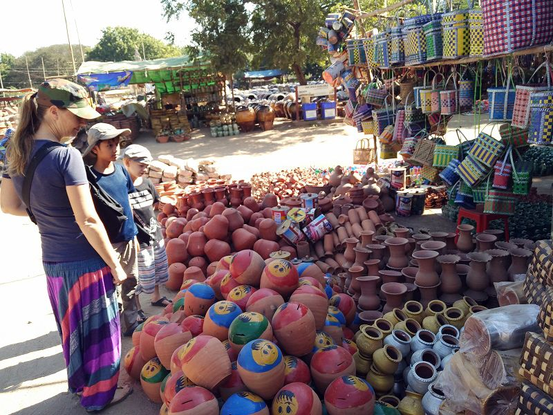 Photo of Bagan Family Treasure Hunt, myanmar