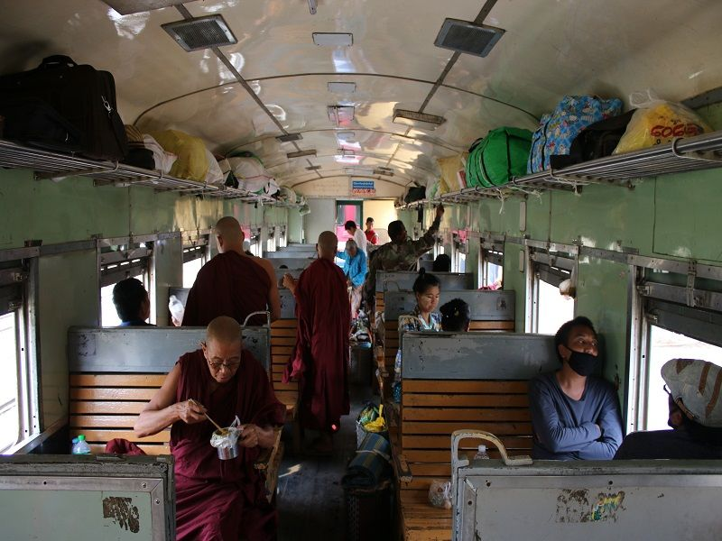 Photo of Colonial Kalaw to Inle Lake by Train, myanmar