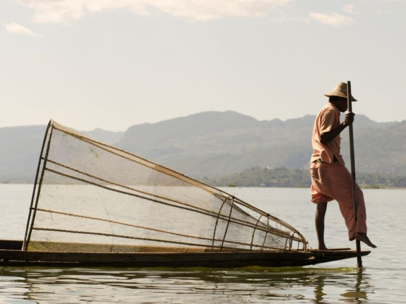 Photo of Fascinating Inle Lake, myanmar