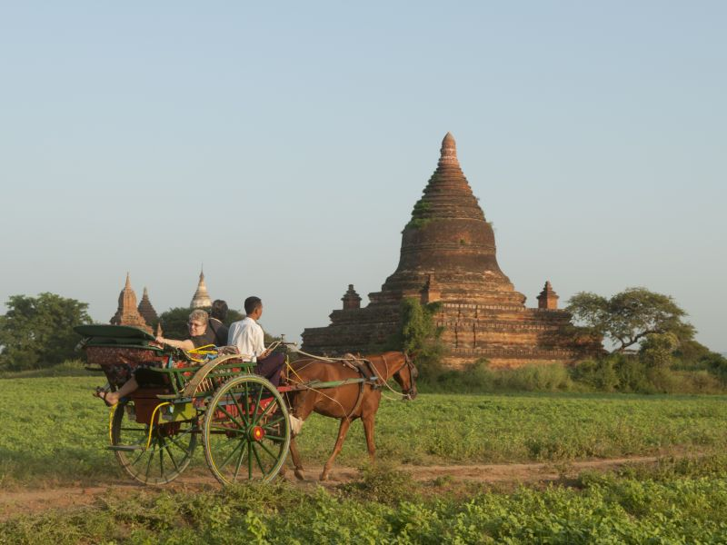 Photo of Introduction to Bagan, myanmar