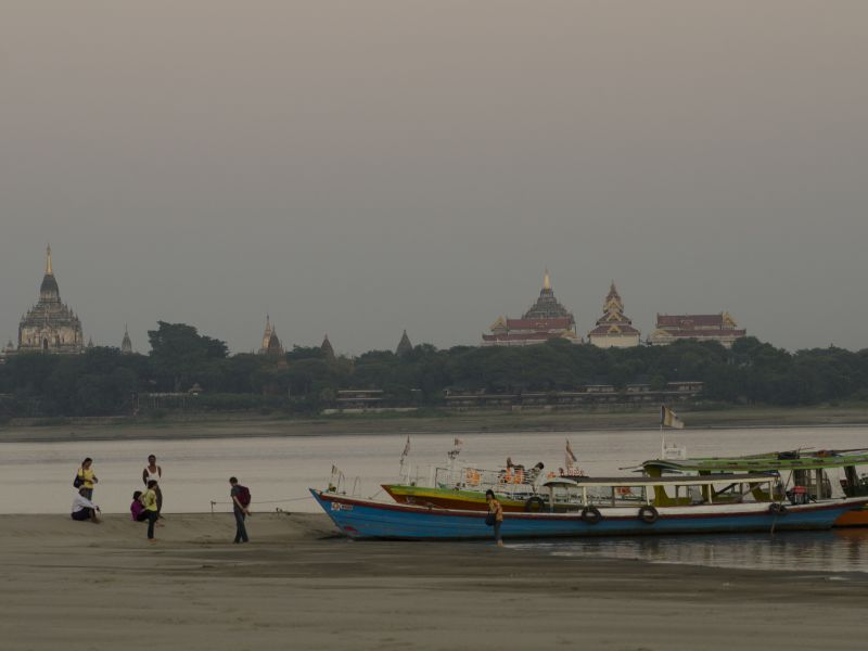 Photo of Irrawaddy Sunset Cocktail Cruise, myanmar