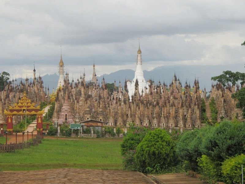 Photo of Kakku Tour, myanmar