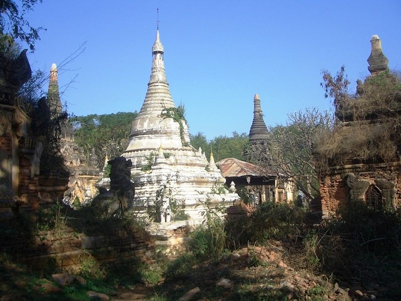 Photo of Kyauk Se & Paleik Architecture Discovery, myanmar