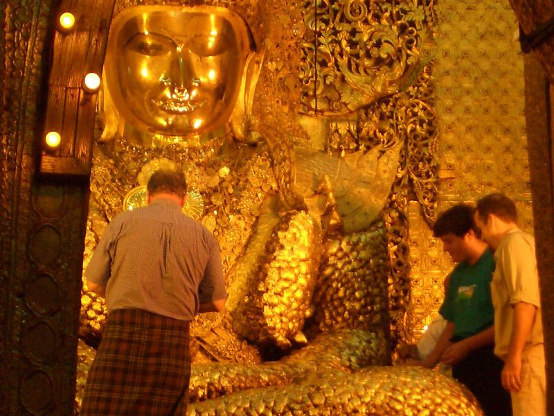 Photo of Mahamuni Pagoda & Crafts Tour, myanmar