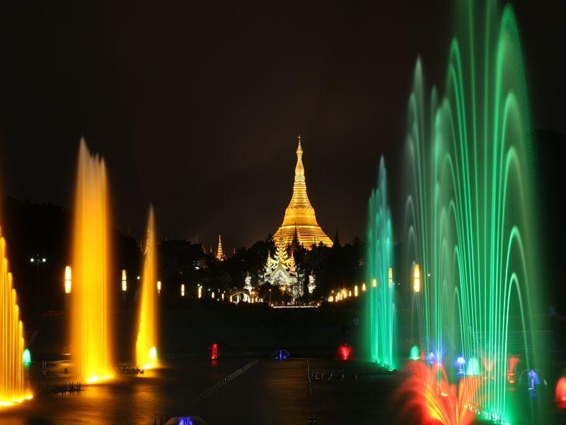 Photo of Pilgrimage Tour in Yangon, myanmar