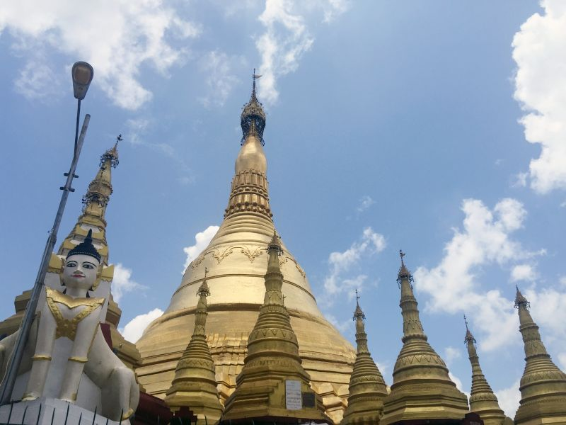 Photo of Syriam Tour, myanmar