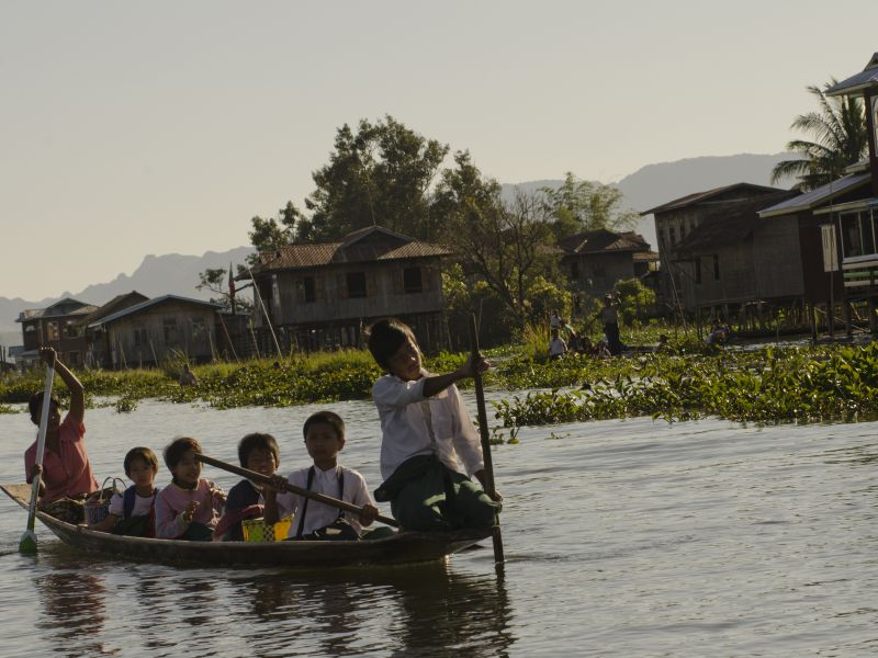 Photo of The Inthar Life, myanmar