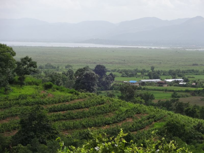 Photo of Wheel and Wine: Cycling to Red Mountain, myanmar