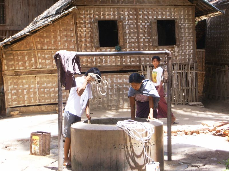 Photo of Wishing Grounds: Shwe Bo & Kyauk Myaung, myanmar
