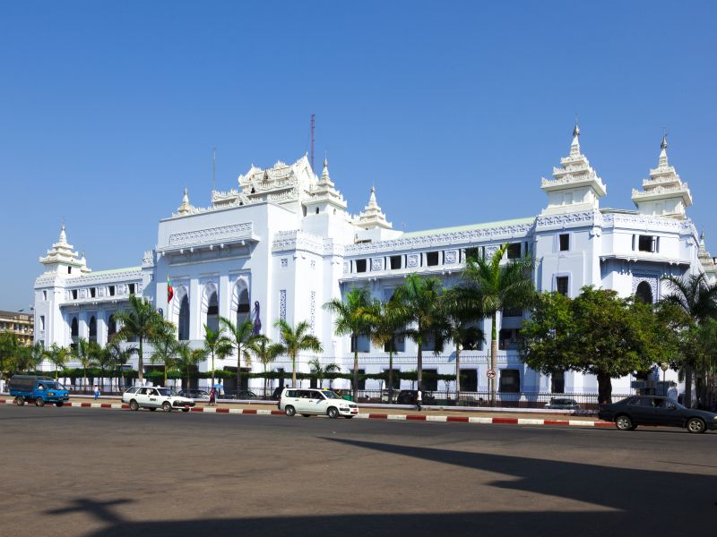 Photo of Yangon City Tour, myanmar