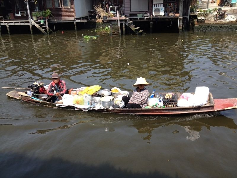 Photo of Art and Culture of Bangkok's Klongs, thailand
