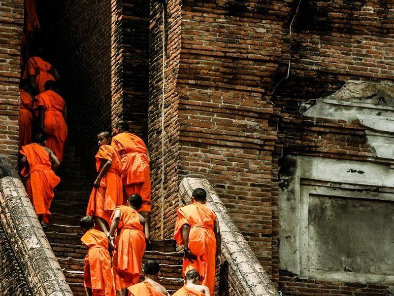Photo of Ayutthaya & Bang Pa-In By Road, thailand
