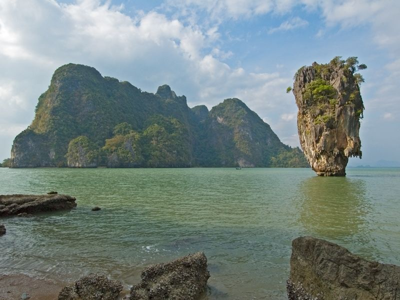 Photo of James Bond & Floating Villages by Speedboat (PVT), thailand