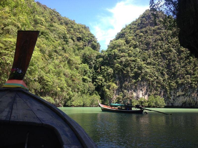Photo of Kayaking the Hong Lagoon (PVT), thailand