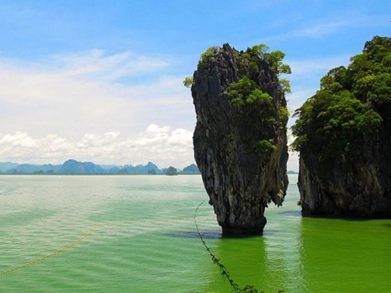 Photo of Longtails & Limestone Islands of Phang Nga Bay (Phuket), thailand