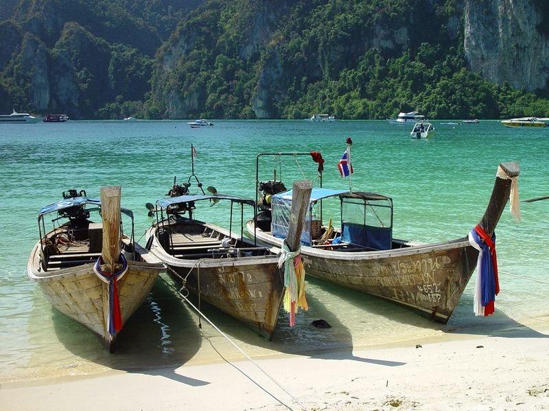 Photo of Phi Phi Island by Speedboat (Phuket) (SIC), thailand
