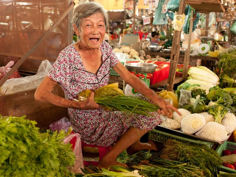 Photo of Ben Thanh Market Discovery Challenge Tour, vietnam