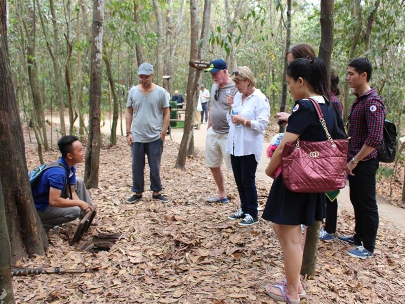Photo of Cruise The Saigon River To Cu Chi Tunnels (Private), vietnam