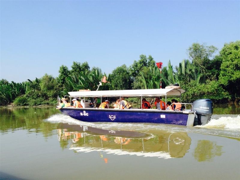 Photo of Cruise to Can Gio Mangrove Forest, vietnam