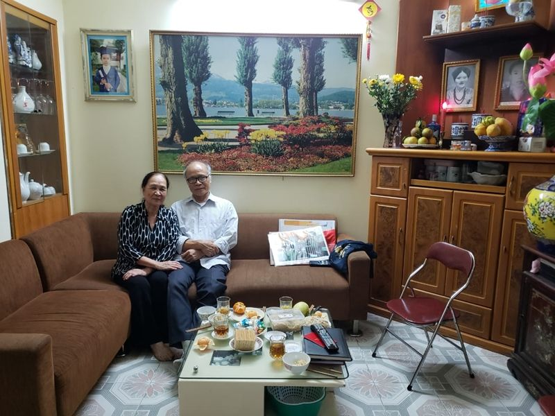 Photo of Dinner at Home in Hanoi, vietnam