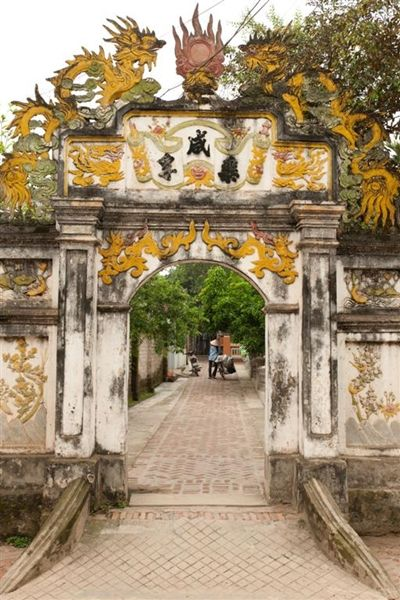 Photo of Duong Lam Village & Tay Phuong Pagoda, vietnam