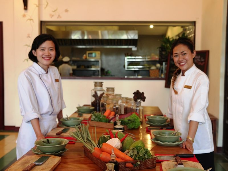 Photo of Half Day at Hoa Tuc Cooking School, vietnam