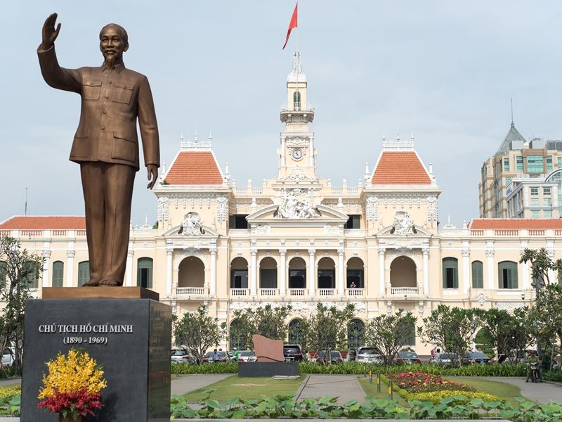 Photo of Half Day Ho Chi Minh city, vietnam