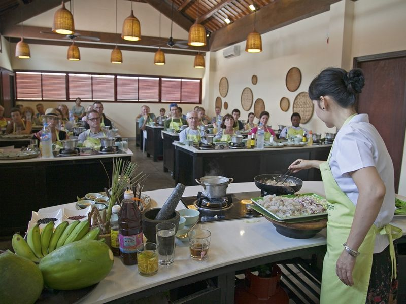 Photo of Halfday at The Market Cooking School, vietnam