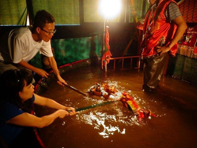 Photo of Hanoi Culture Lens Water Pupet Dance Behind The Scene, vietnam