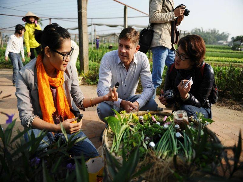 Photo of Bonding Through Essential Oil, vietnam