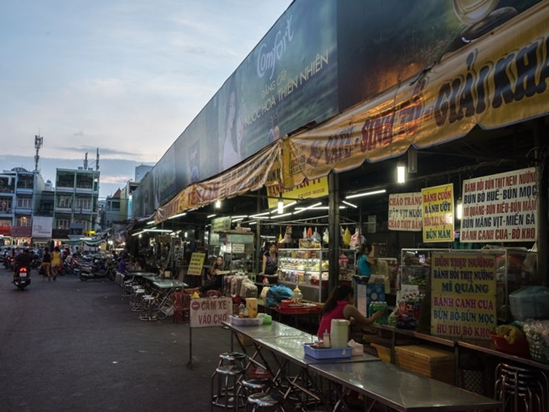 Photo of Ho Chi Minh City Street Food Walking Tour By Night, vietnam