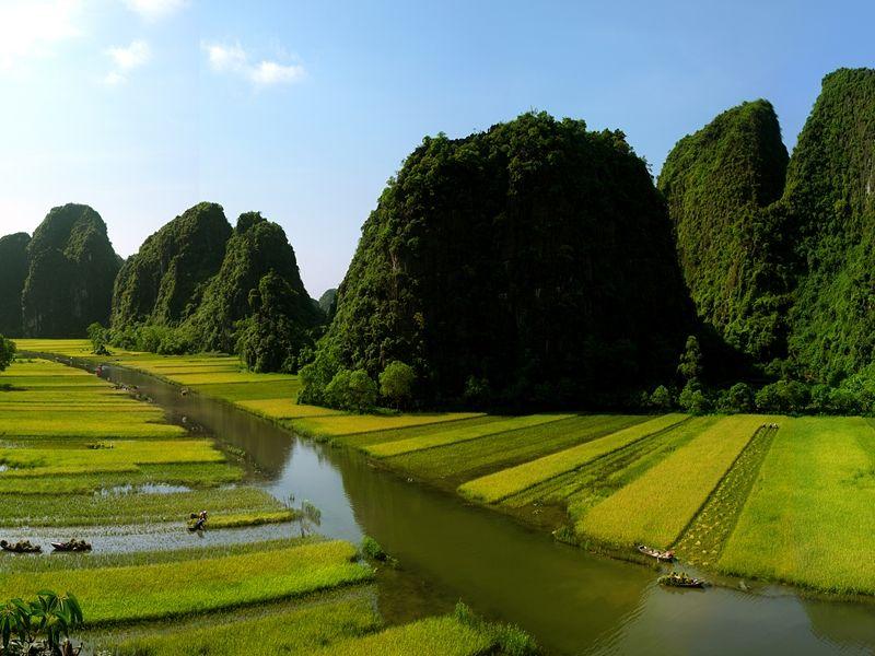 Photo of Hoa Lu and Tam Coc, vietnam