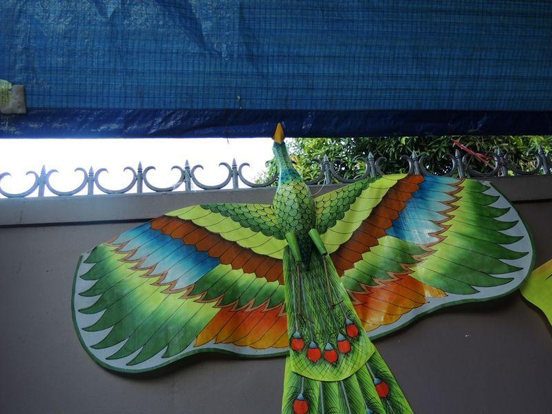 Photo of Hue Cultural Lens Kite Making Artisanry, vietnam