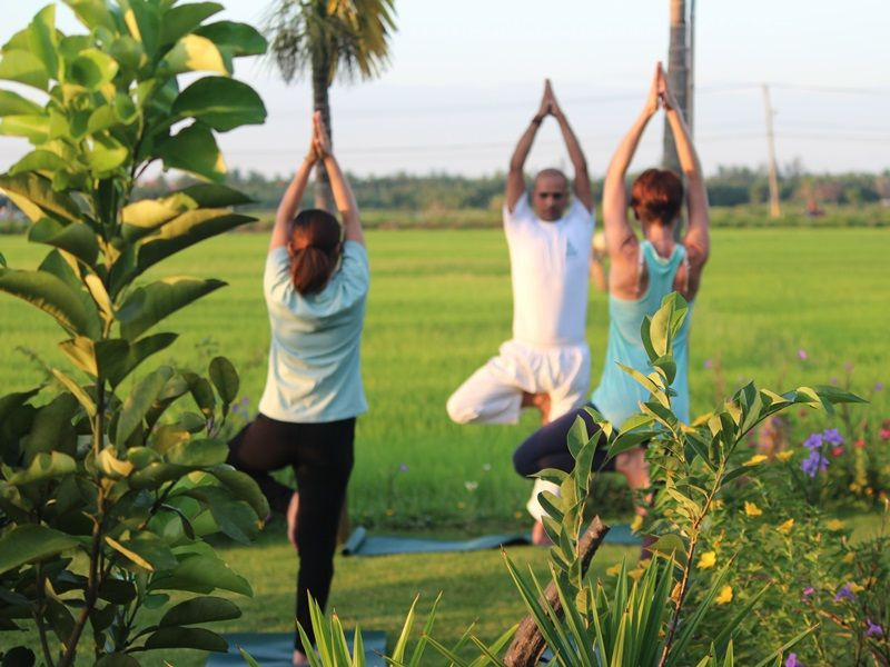 Photo of Salute The Sun, Hoi An Sunrise or Sunset Yoga, vietnam