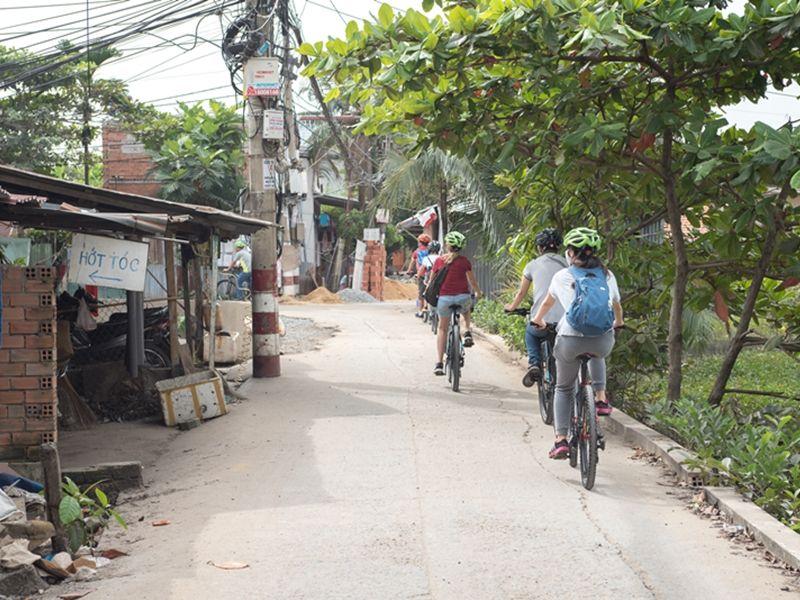 Photo of Thanh Da Island Biking Tour, vietnam