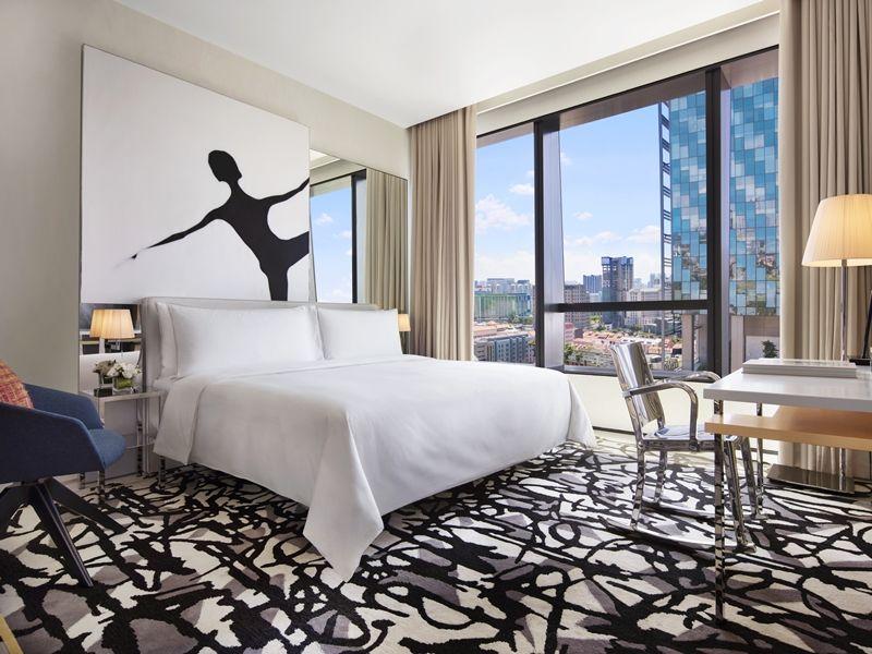 Photo of JW Marriott Hotel Singapore South Beach, singapore